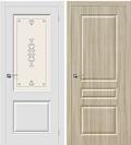 Новые двери серии Skinny с отделкой ПВХ