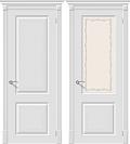 Новые двери серии Skinny с отделкой эмалью