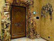Секреты стильных интерьеров - варианты оформления дверных проемов