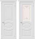 Новые двери Skinny с отделкой эмалью
