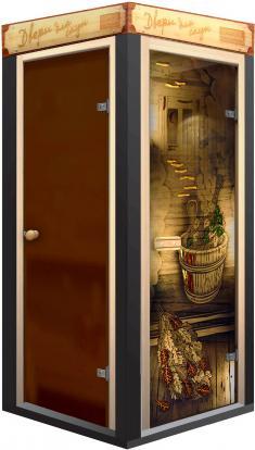 Экспозитор  для банных дверей