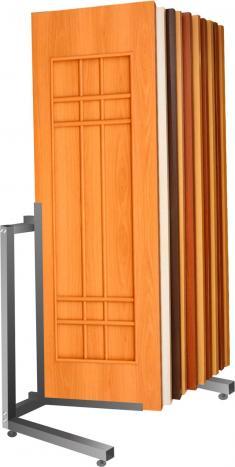 Экспозитор для 10-и межкомнатных дверей