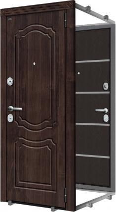 Экспозитор для стальных дверей