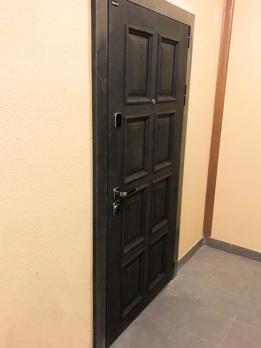 входная дверь купить в москве недорого